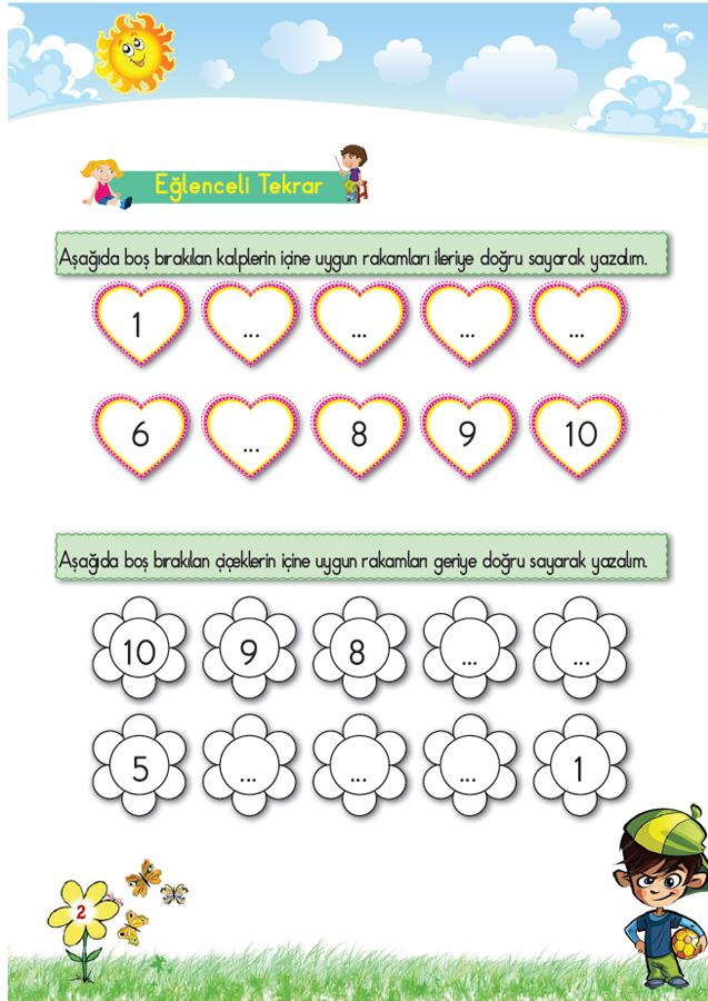 1 Sinif Matematik Okumalari Kesif Yayinlari 9786052329429