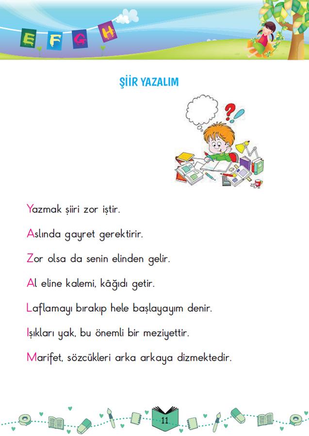 2 Sinif Turkce Okumalari Kesif Yayinlari 9786052329382