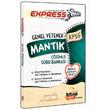 2013 KPSS Express Mant�k ��z�ml� Soru Bankas� Kitap Se� Yay�nc�l�k