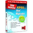 2013 KPSS`nin Yeni M�fredat� SON DAK�KA Yarg� Yay�nlar�