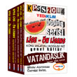 2014 KPSS Lise �nlisans Konu Anlat�ml� Mod�ler Set Yediiklim Yay�nlar�