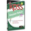 2014 KPSS A Grubu Anayasa Hukuku Konu Anlat�ml� Beyaz Kalem Yay�nlar�