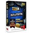 2014 KPSS A Grubu �statistik Konu Anlat�ml� Yarg� Yay�nlar�