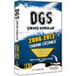 2014 DGS Konu Konu Tamam� ��z�ml� ��km�� Sorular (2006-2013) Kitapse� Yay�nc�l�k