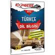 2014 KPSS Express T�rk�e Dil Bilgisi Konu Anlat�m Kitap Se� Yay�nc�l�k