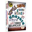 2014 KPSS Genel K�lt�r Anayasa Soru Bankas� Yediiklim Yay�nlar�