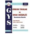 2014 GYS ve Unvan De�i�ikli�i S�navlar�na Haz�rl�k Kitab� Asil Yay�nlar�