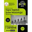 2014 GYS Ta�ra Te�kilat� �ube M�d�rl��� Tamam� ��z�ml� 7 Deneme Pegem Yay�nlar�
