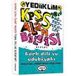 2014 KPSS �ABT T�rk Dili ve Edebiyat� ��retmenli�i Konu Anlat�ml� Yediiklim Yay�nlar�