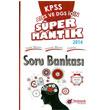 2014 KPSS ALES DGS S�per Mant�k Soru Bankas� Yetenek Yay�nlar�