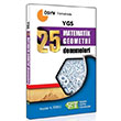 YGS 25 Matematik Geometri Denemeleri Se�kin E�itim Teknikleri