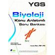 YGS Biyoloji Konu Anlat�ml� Soru Bankas� Birey Yay�nlar�