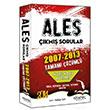 2014 ALES Konu Konu Tamam� ��z�ml� ��km�� Sorular (2007-2013) Kitapse� Yay�nc�l�k