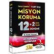 2014 Misyon Koruma 12 Deneme + 2 Y�l ��km�� Y�llar Mustafa Kemal Tolunay