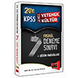 2014 KPSS Genel K�lt�r Genel Yetenek 7 Fasik�l Deneme S�nav� Yarg� Yay�nlar�