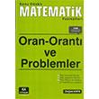 Konu Odakl� Matematik Fasik�lleri Oran Orant� ve Problemler KA Yay�nlar�