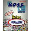 2014 KPSS A Grubu �ktisat Bilgi Destekli Soru Bankas� X Yay�nc�l�k