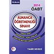2014 KPSS �ABT Almanca ��retmenli�i S�nav� Pelikan Yay�nc�l�k