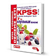 2014 KPSS Genel K�lt�r Genel Yetenek 7`li At��t�rmal�k ��z�ml� Deneme Teorem Yay�nc�l�k