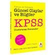 KPSS T�rkiye ve D�nyada G�ncel Olaylar ve Bilgiler Delta K�lt�r Yay�nlar�