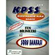 2014 KPSS �ABT Fen Bilimleri ��retmenli�i Bilgi Destekli Soru Bankas� X Yay�nc�l�k