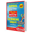 2014 KPSS Genel K�lt�r Genel Yetenek 10 Deneme S�nav� Karacan Yay�nlar�