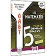 2014 KPSS �ABT Lise Matematik 5 Fasik�l Deneme S�nav� M�fredat Yay�nlar�