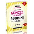 2014 KPSS G�ncel Olaylar 50 Deneme Lodos Yay�nlar�