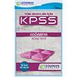2014 KPSS Co�rafya Konu Testi G�vender Kariyer Yay�nlar�