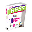 2014 KPSS Lise �n Lisans 10 ��z�ml� Deneme Beyaz Kalem Yay�nc�l�k