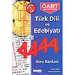 2014 KPSS �ABT T�rk Dili ve Edebiyat� 4444 Soru Bankas� Bilen Adam Yay�nlar�