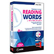 2015 Reading Words for YDS TOEFL �BT  IELTS + Dinleme CD`si Hediye Yarg� Yay�nlar�