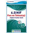6. S�n�f Fen ve Teknoloji Y�ld�zl� Konu Testi G�vender Yay�nlar�