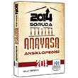 2014 Soruda KPSS Anayasa Ansiklopedisi M�fredat Yay�nlar�