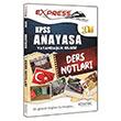 2014 KPSS Anayasa Vatanda�l�k Ders Notlar� Kitapse� Yay�nc�l�k