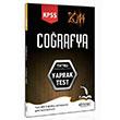 2014 KPSS Co�rafya T�rt�kl� Yaprak Test Kitapse� Yay�nc�l�k