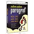 2016 Adım Adım Paragraf Soruları Kapadokya Yayınları