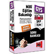 2014 Milli E�itim Bakanl��� GYS �ef ��in Konu �zetli Soru Bankas� Yarg� Yay�nlar�