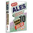 2015 ALES 10 Fasik�l Deneme Tamam� ��z�ml� Yediiklim Yay�nlar�