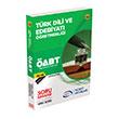 2015 KPSS �ABT T�rk Dili ve Edebiyat� ��retmenli�i Soru Bankas� Murat Yay�nlar�