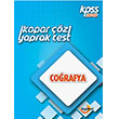 2015 KPSS Kopar ��z Co�rafya Yaprak Test K�sayol Yay�nc�l�k