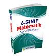 6. Sınıf Matematik Soru Bankası Güvender Yayınları