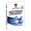 6. Sınıf Sosyal Bilgiler Soru Bankası Zeka Küpü Yayınları