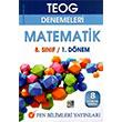 TEOG Denemeleri Matematik 1. D�nem 8 Deneme  Fen Bilimleri Yay�nc�l�k