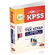 2015 KPSS Genel K�lt�r Genel Yetenek Tek Kitap Konu Anlat�ml� Data Yay�nlar�