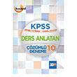 2015 KPSS Genel K�lt�r Genel Yetenek Ders Anlatan ��z�ml� 10 Deneme K�sayol Yay�nc�l�k