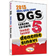 2015 DGS Tamam� ��z�ml� 5 Fasik�l Deneme S�nav� Yediiklim Yay�nlar�