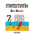 7. S�n�f Kazan�ml� Matematik Soru Bankas� Okyanus Yay�nlar�