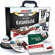2015 KPSS Lisans Vatanda�l�k G�r�nt�l� E�itim Seti (10 DVD G�ncel) Yarg� Yay�nlar�
