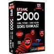 2015 KPSS Genel Yetenek Genel K�lt�r Efsane 5000 Soru Bankas� Pegem Yay�nlar�
